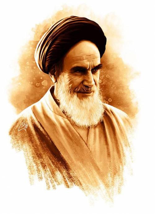سرالصلوه امام خمینی و نمودار خلاصه وصیت امام